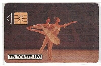 Monaco - Chip Phonecard - MF9 - Ballets de Monté-Carlo - Used/Usagée