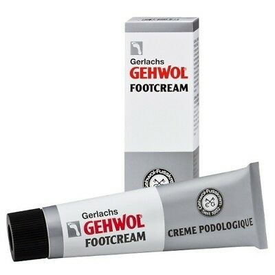 Gehwol Footcream / Extra 75ml - For foot odour, tired feet, strengthening.