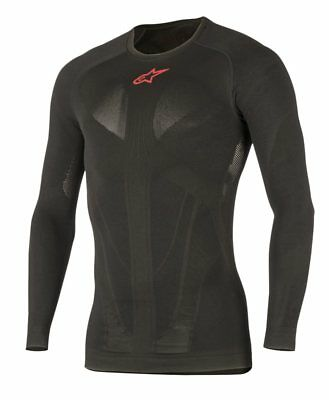 Alpinestars Tech race Summer Long sleeve Top Base Layer Top Black - 1750217