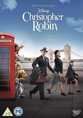 Christopher Robin - New DVD / Free Delivery