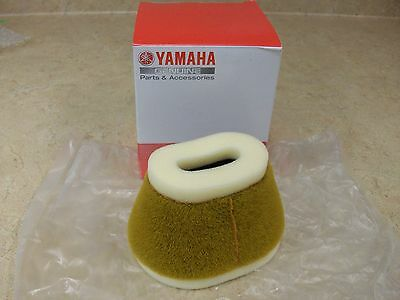 New Yamaha Air Filter Element Cleaner Dt100 Mx100 Dt Mx 100 77-83 Rt100 Rt 90-00