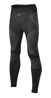 Alpinestars RIDE TECH BOTTOM WINTER Base layer Black / Grey - 4752217