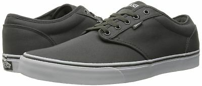 6b4ca8698d VANS ATWOOD CANVAS Pewter White Mens Us Sizes -  59.88