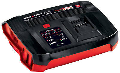 Caricabatteria Ultra Rapido Einhell Power-X-Change Boostercharger 6A