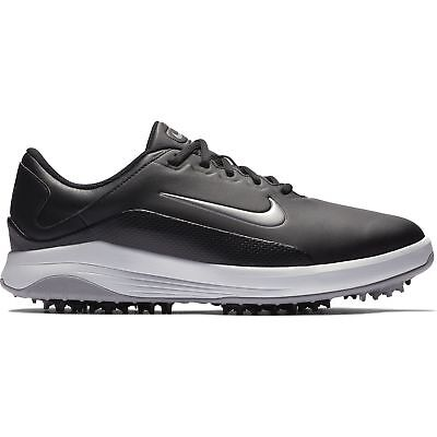 Men's Nike Vapor Golf Shoe Wide Black/Metallic Cool Grey/White