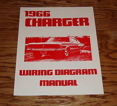 1966 dodge charger wiring diagram manual 66