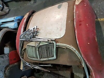 Mga Twin Cam Coupe -- project