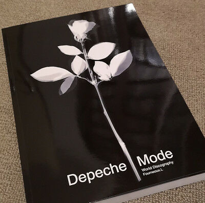Depeche Mode Book World discography / Livre Discographie complete