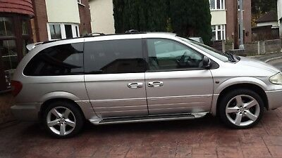 Chrysler Grand Voyager 2.8 limited 7 seater