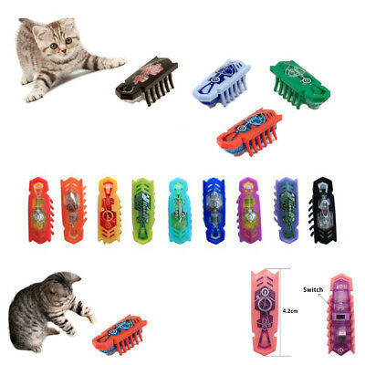 Funny Nano Electronic Insect Pet Cat Puppy Kitten Interactive Training Play-Toy/