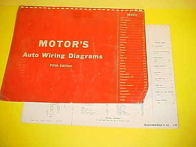 1961 1962 1963 1964 1965 Oldsmobile F-85 442 Cutl Convertible ...  Olds Cutl Wiring Diagram on
