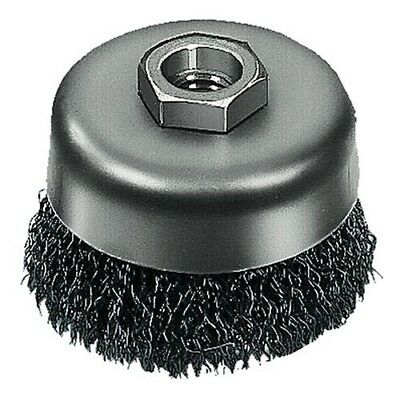 Milwaukee 87111 Crimped Wire Mini Cup Brush 1/pkg 2-3/4 inch to 3 inch
