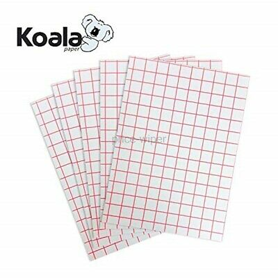 25 Sheets Koala Iron-On Light T Shirt Transfer Paper 8.5x11 inch Compatible with