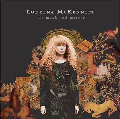 Loreena McKennitt - The Mask And The Mirror - SPECIAL EDITION CD & DVD - AS NEW