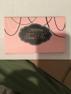 Beauty Creations Tease Me Eyeshadow Palette NEW  FREE SHIPPING