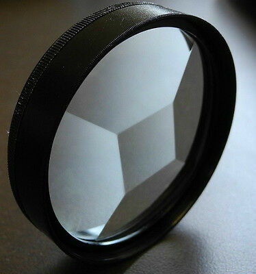 49mm Multiple Multi Image Multivision 5F Special Effect Filter
