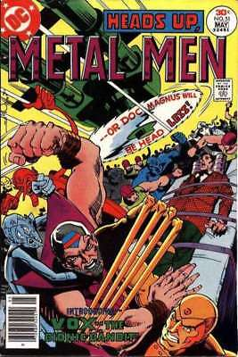 Metal Men (1963 series) #51 in Very Fine condition. DC comics [*mp]