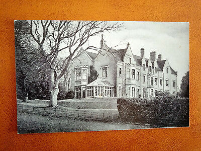 cpa ROYAUME UNI - ISLE OF WIGHT - East Cowes - Convent of the Cross