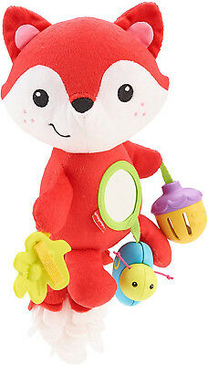 Fisher-Price Activity Fox For Kides New