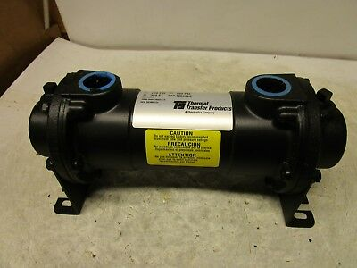 Thermal Transfer B-701-A4-0-Br  Heat Exchanger Shell 250Psi Tubes 150Psi