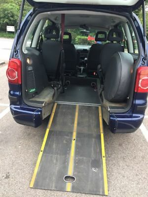 Vw Sharan Automatic   Brotherwood Wheelchair Access  Conversion