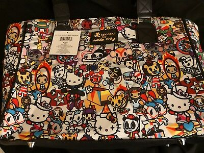 NWT Tokidoki X Hello Kitty Circus Collection Shoulder Tote Bag SOLD OUT