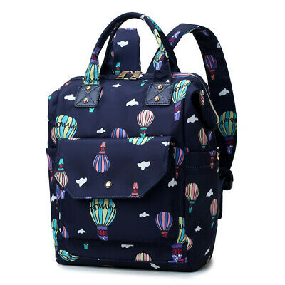 Mummy Backpack Diaper Bags Large Multifunctional Baby Nappy Small Changing Bag