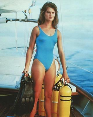 Brooke Shields 8x10 Photo Picture Very Nice Fast Free Shipping #1