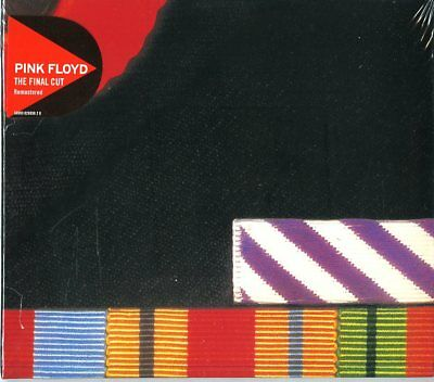 Pink Floyd - The Final Cut-  Cd  Remastered  Nuovo