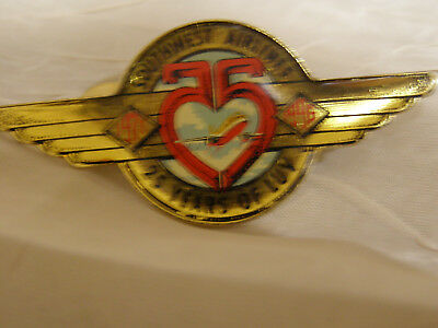 Southwest Airlines 25th Anniversary Lapel Pin