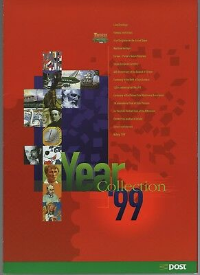 Ireland - 1999 Year Stamps Complete