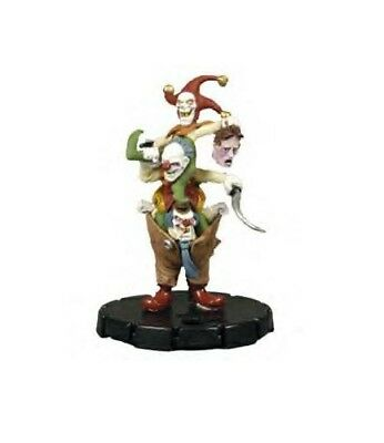 Horrorclix Freakshow - CANNIBAL CLOWNS Rookie #010