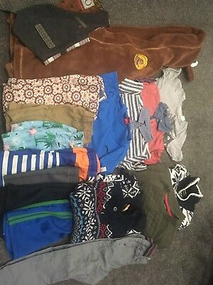 Boys Bundle Of Clothes Age 2-3 Years