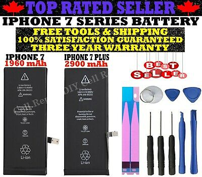 Brand New Battery Compatible For iPhone 7 7 Plus With Free Tools