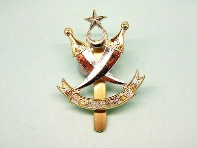 The Aden Protectorate Levies Head-Dress Badge .