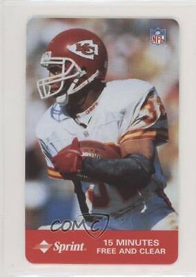 1997 Sprint Heroes of the Game Phone Cards #N/A Marcus Allen Kansas City Chiefs