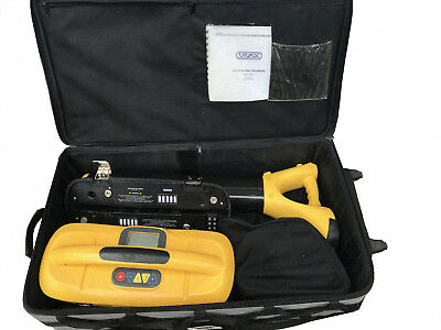 Vivax Metrotech VLoc Pro Cable/Pipe Locator Underground Utility Line Tracer