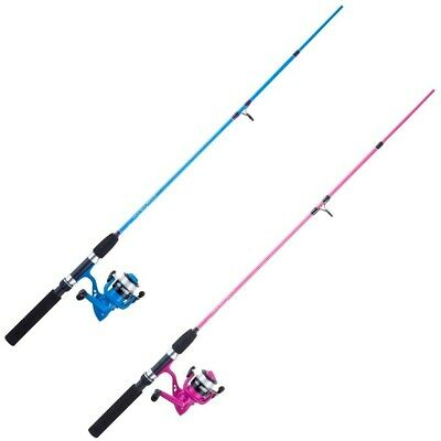 5ft Jarvis Walker Little Devil 2-4kg Fishing Rod and Reel Combo-2 Pce Kids Combo