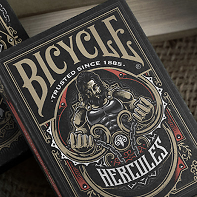 Bicycle Hercules Playing Cards - LIMITED