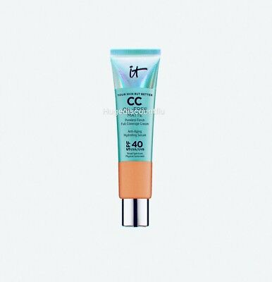 IT Cosmetics Your Skin But Better Oil Free Matte CC cream Foundation
