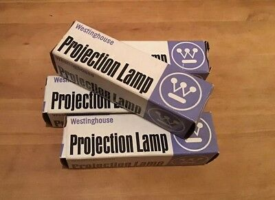 Westinghouse CDX  Photo Projection LIGHT BULB LAMP  New Old Stock 100w 115-120v