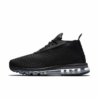 Nike Air Max Woven Boot Mens Shoes Black