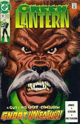 Green Lantern (1990 series) #12 in Near Mint condition. DC comics [*1s]