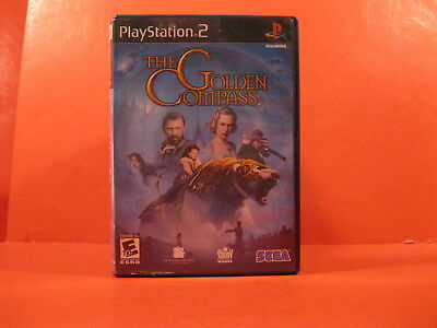 Dvd - Playstation 2 - The Golden Compass - Free Shipping
