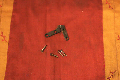 Victor Victrola crank windup talking machine phonograph cabinet door hinge part