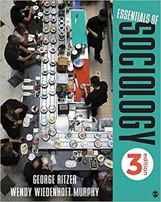 EB00k Essentials of Sociology by George Ritzer 3rd Edition