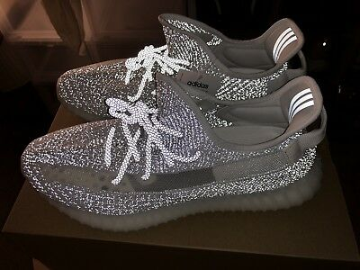 cheap for discount 1c00f e7b72 ADIDAS YEEZY BOOST 350 V2 Static REFLECTIVE Size 14 Deadstock