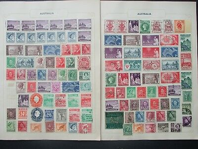 ESTATE: Australian Collection on Pages - Must Have!! Great Value (P28)