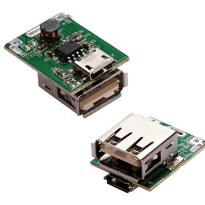 2x Circuit Boost Board 134N3P Charge Discharge Module DIY USB Power Bank 4.2V GN
