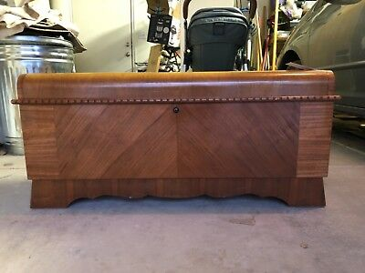 Vintage 1940's LANE Hope Chest Local Pickup UTAH, Beautiful Condition!
